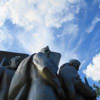 Под мирным небом :: nika555nika Ирина
