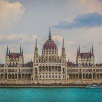 парламент будапешт :: Артем Егизарян