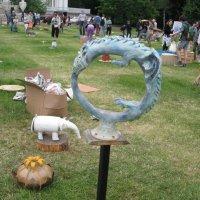 Скульптуры из керамики :: Виктор Иванов