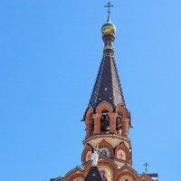 Храм в Сростках :: Сергей Перегудов