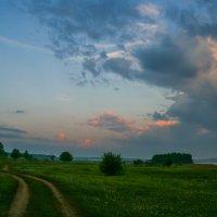 Утреннее небо :: Светлана Шишова