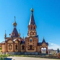 Храм на родине Шукшина В.М. :: Сергей Перегудов