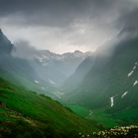 Долина реки Малая Лаба :: Difoxy *