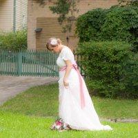 Свадебная фотосессия :: Ольга