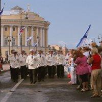 День ВМФ в Питере :: Елена Шторм