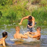 Лето! Отпуск! Река! Отдых! Жара!!! :: Валентина ツ ღ✿ღ