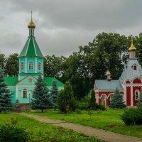 Серафимо-Саровский мужской монастырь :: Elena Izotova