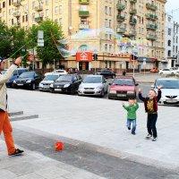 Счастье и радость для детей, улыбка для взрослых :: Евгения Ламтюгова