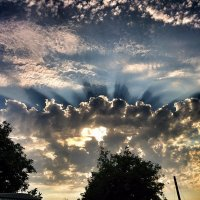 sky :: Sergei Leibenson