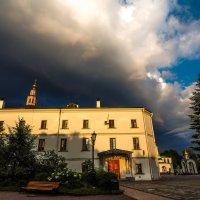 Небо над Данилов монастырем :: Zifa Dimitrieva