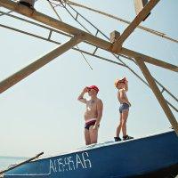 Два капитана :: Евгения Елемена