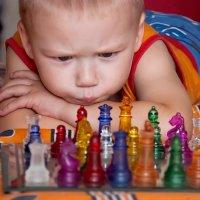 ...юный шахматист.. :: Андрей Гр