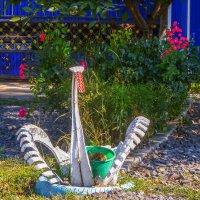 Лебедь... из шины. :: Юлия Бабитко