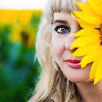 Взгляд августа :: Dina Ross