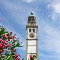 Башня Перлахтурм в Аугсбурге :: Galina Dzubina