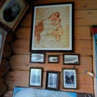 Уголок в старом доме :: Светлана Лысенко