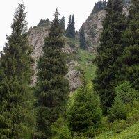 в горах :: Горный турист Иван Иванов