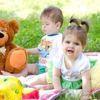 Детская фотосъемка :: Anastasiya Romas