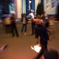 Огонь :: Инна Голубицкая