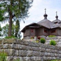 Линтульский православный монастырь :: Юрий Тихонов