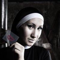 серия Влюбленная Монахиня :: Александр Иванов
