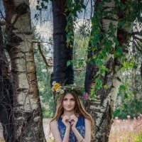 С любовью ко всему :: Анастасия Лаптева