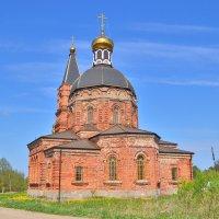 Никольская церковь :: Денис Змеев