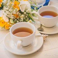 Чашечка чая :: Елена Малиновская