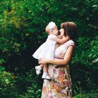 Мама с дочкой! :: Ольга Д