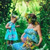 Счастливая мама! :: Ольга Д