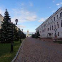 В Казанском Кремле :: Peripatetik