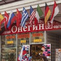 Флаги Онегина :: Фома Антонов