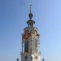 Церковь святителя Николая Мирликийского. :: Валерий Басыров