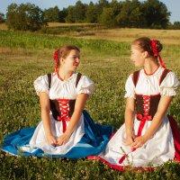Девушки, приятные во всех отношениях :: Olga Melnik