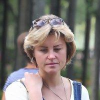 Ужель та самая Диана  к нам заглянула в Павловск рано?? :: Tatiana Markova