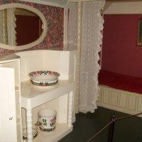 Hvitträsk, розовая комната (по цвету обоев). Впоследствии - комната дочери. :: Елена Павлова (Смолова)