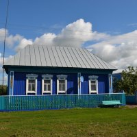 Домик в деревне :: Наталья Тагирова
