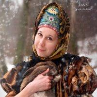 Крольчонок :: Anna Shaposhnikova