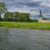 Озеро Валдай. Валдайский Иверский мужской монастырь. :: kolin marsh