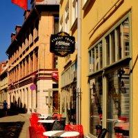 Улица в Старом городе Риги :: Снежана Пундуре