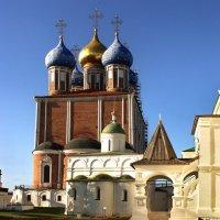 Рязань.Прогулки по Кремлю. :: Лесо-Вед (Баранов)
