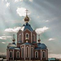 Собор Казанской иконы Божией Матери. :: Сергей Щелкунов