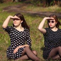 две подружки :: Мили Кант
