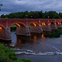 Мост в Кулдиге :: СэрЖ По