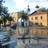 Великие Луки - после дождя... :: Владимир Павлов