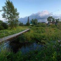 Сельское мостостроение...это людей сближение!!! :: Владимир Хиль
