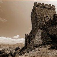 Старая крепость :: Роман Величко