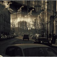My magic Petersburg_01399 :: Станислав Лебединский