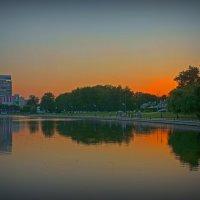 Останкинский пруд :: Alex