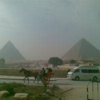 Пирамиды на дистанции :: Alanovip S.